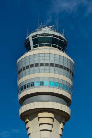 Barry Haynes — Atlanta Hartsfield Jackson International airport tower